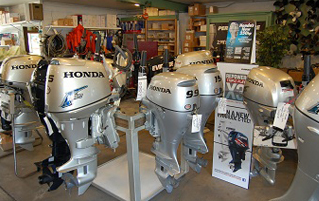 new outboard parts